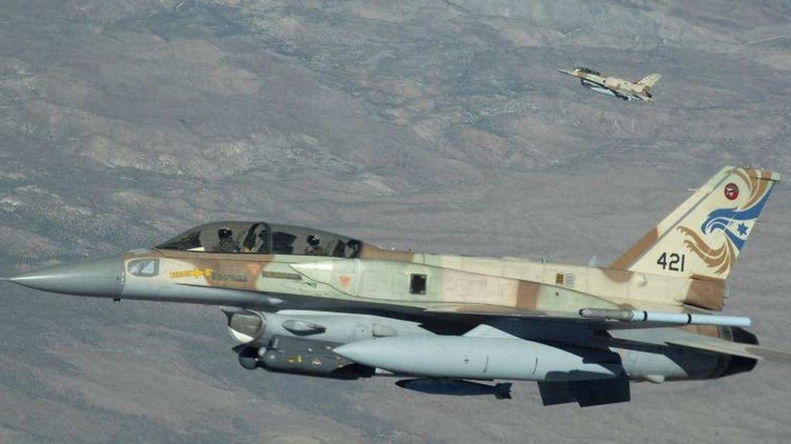 مقاتلات إسرايلية