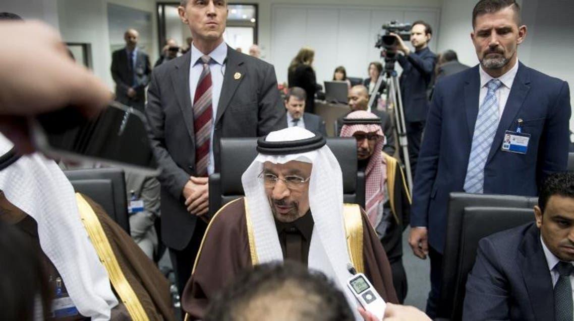 خالد الفالح - اجتماع أوبك