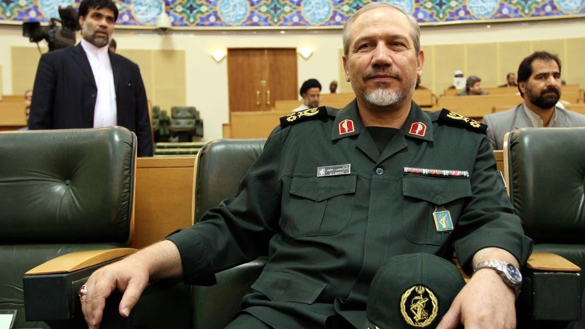 Yahya Rahim Safavi AP