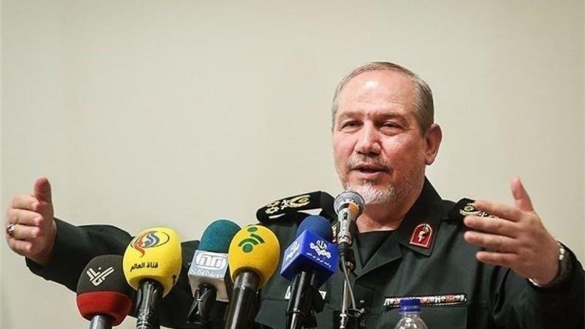 يحيى رحيم صفوي، المستشار العسكري الأعلى للمرشد الايراني، علي خامنئي