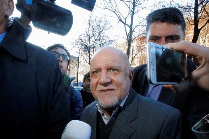 وزير النفط الإيراني بيجين زنغنه