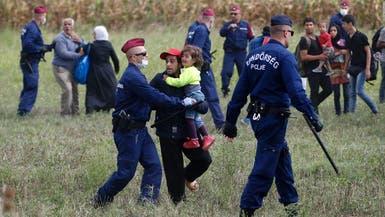 المجر تحكم على مهاجر سوري بالسجن 10 سنوات بسبب الشغب