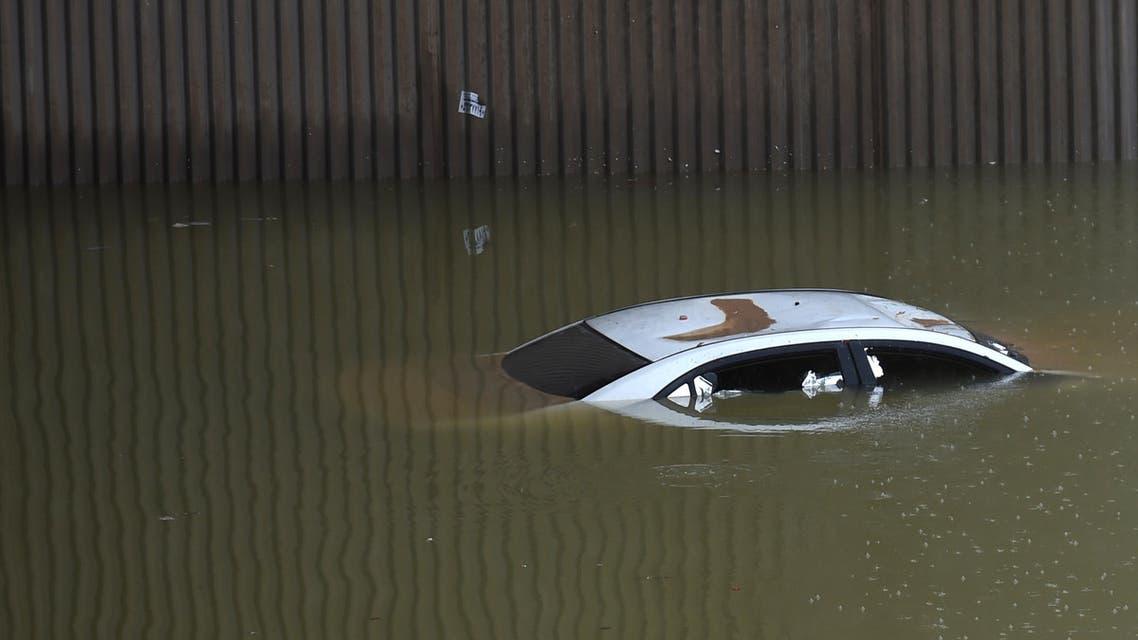 AFP FLOOD SAUDI