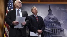 US Senators McCain, Graham aim to fix JASTA