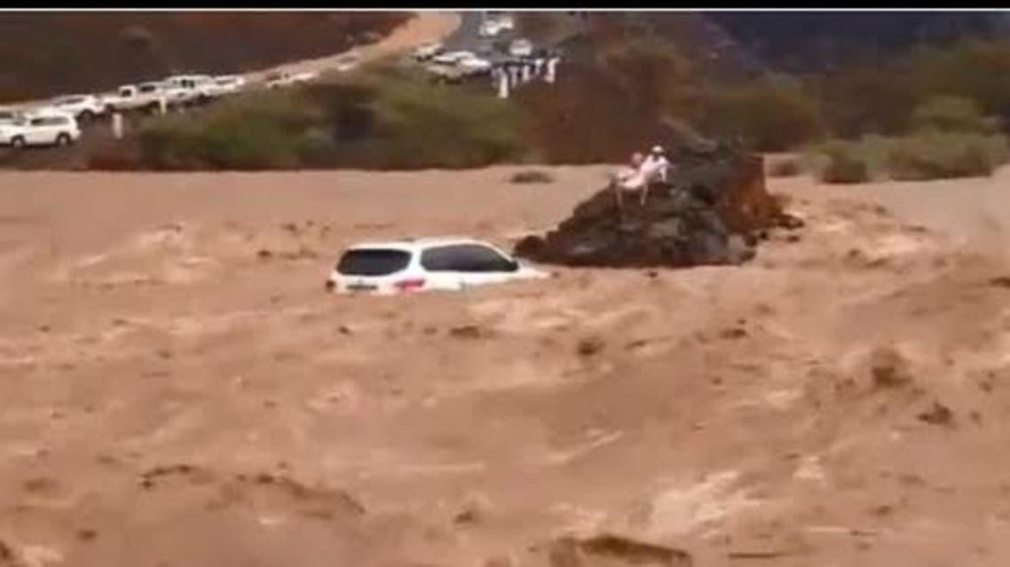 saudi flooding