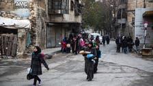 الأمم المتحدة: تقارير عن فقدان مئات الفارين من شرق حلب