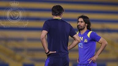 زوران يهدد حسين عبدالغني بضربه خارج الملعب