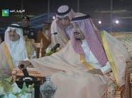 """الملك سلمان يدشن مشاريع عملاقة لـ """"أرامكو"""""""