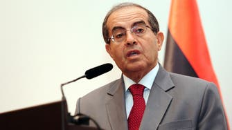 Former Libyan PM says decentralized govt is only way forward