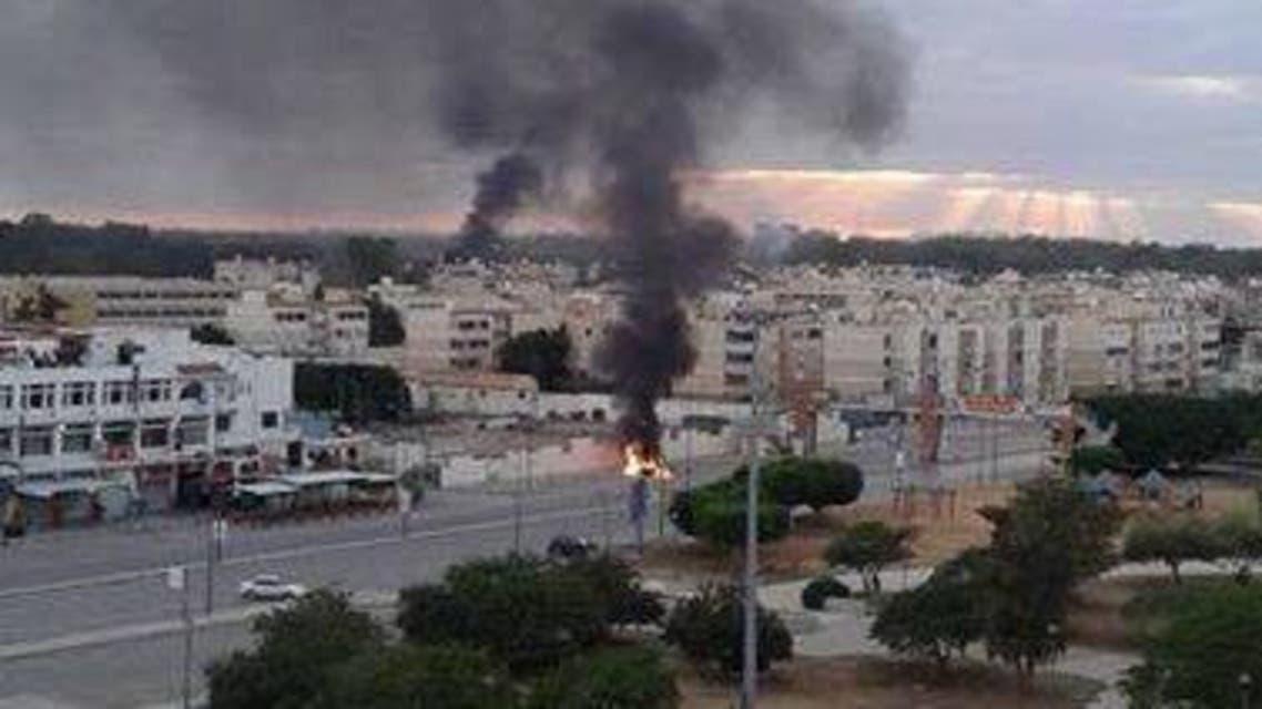 اشتباكات في طرابلس ليبيا