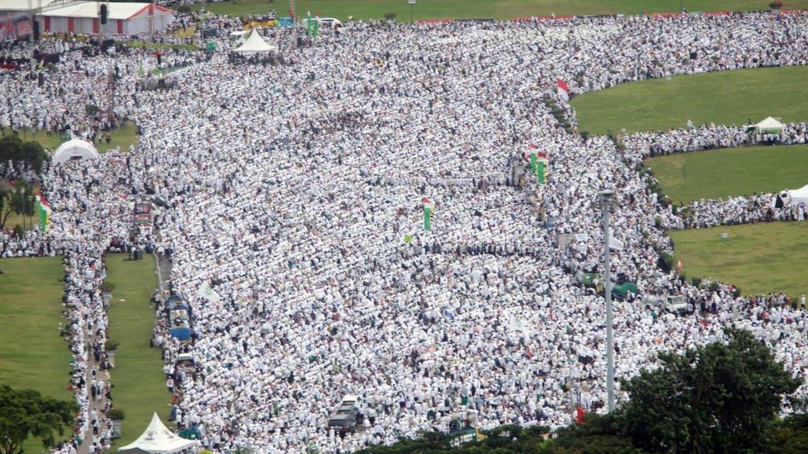 اندونيسيا احتجاج