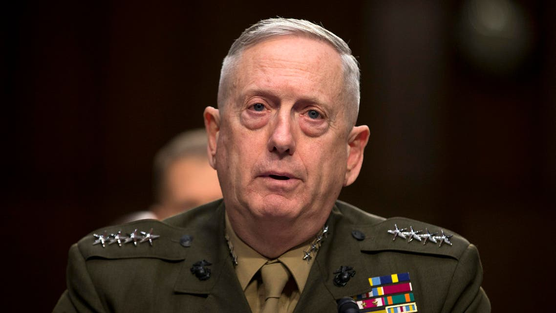 Marine Gen. James Mattis, commander, U.S. Central Command, testifies on Capitol Hill in Washington, Tuesday, March 5, 2013, before the Senate Armed Services Committee hearing to review of the Defense Authorization Request for Fiscal Year 2014 and the Future Years Defense Program. (AP)