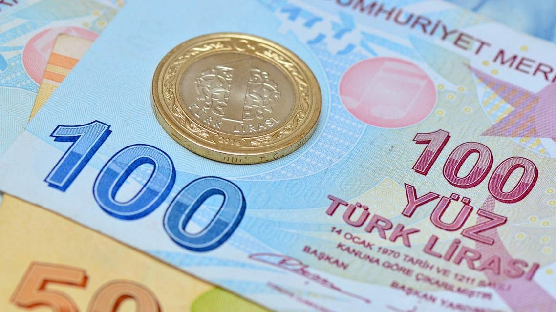 turkish lira shutterstock