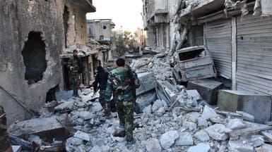 """قصف عنيف للنظام على شرق حلب رغم """"وقف العمليات القتالية"""""""