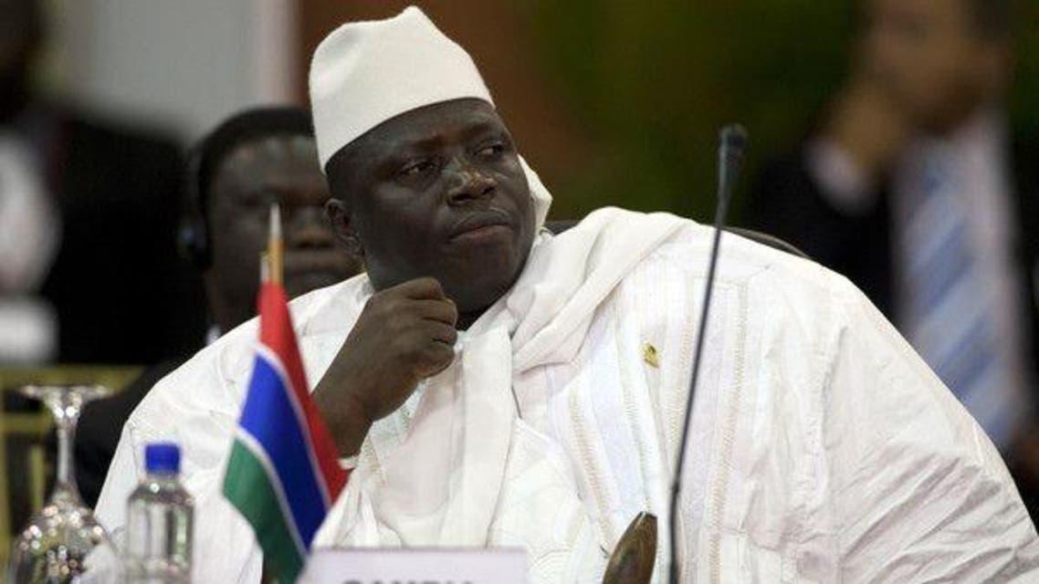 رئيس غينيا المهزوم في الانتخابات يحيى جامع