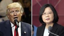 ترمب يثير التنين الصيني بمكالمة هاتفية