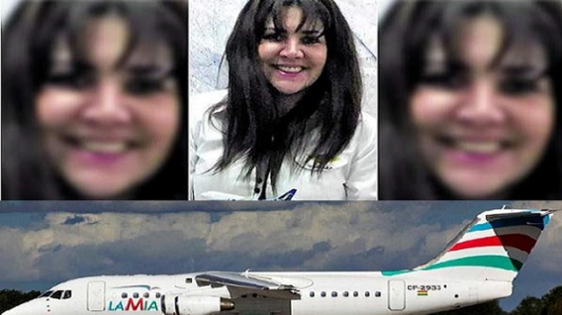 سيليا موناستيريو، المشرفة على مطار فيرو فيرو ببوليفيا