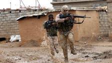 القوات العراقية تقتحم 3 أحياء بالموصل وعناصر داعش يفرون