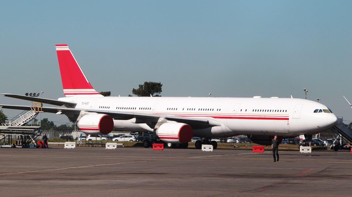طائرة بن علي