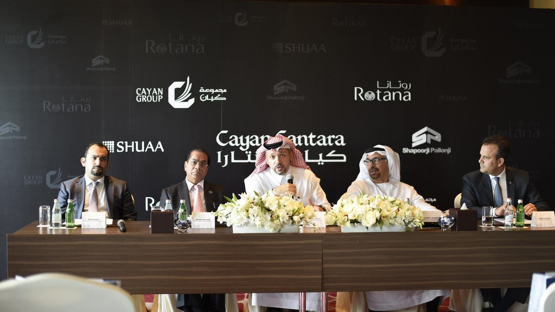 Cayan Group assigns Rotana to manage Cayan Cantara project in Dubai. (Supplied)