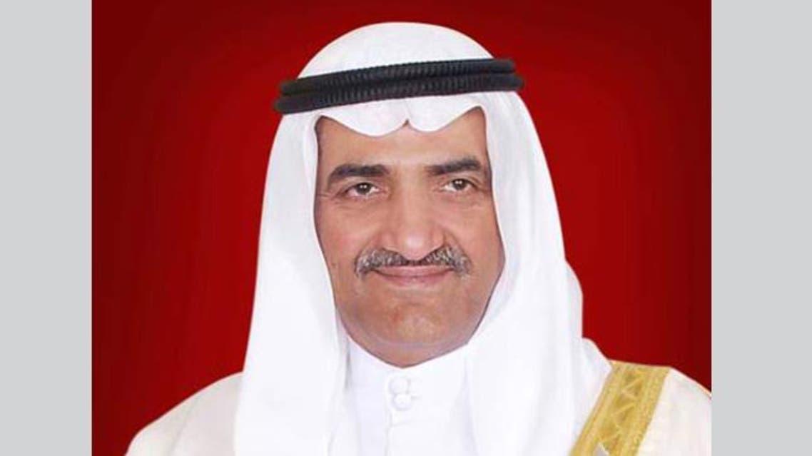الشيخ حمد بن محمد الشرقي عضو المجلس الأعلى حاكم الفجيرة