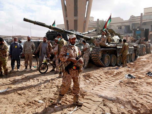 ليبيا..معارك عنيفة بين قوة أمنية وميليشيات مهرب مهاجرين
