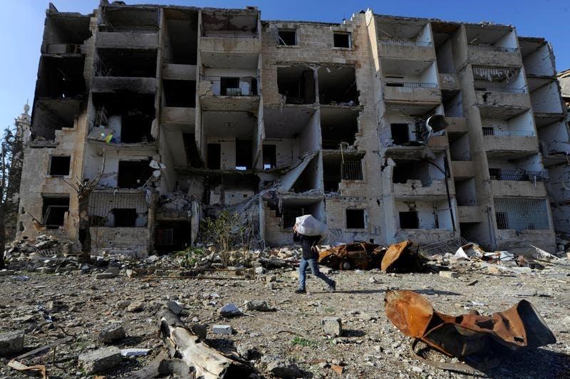 من حلب (أرشيفية)