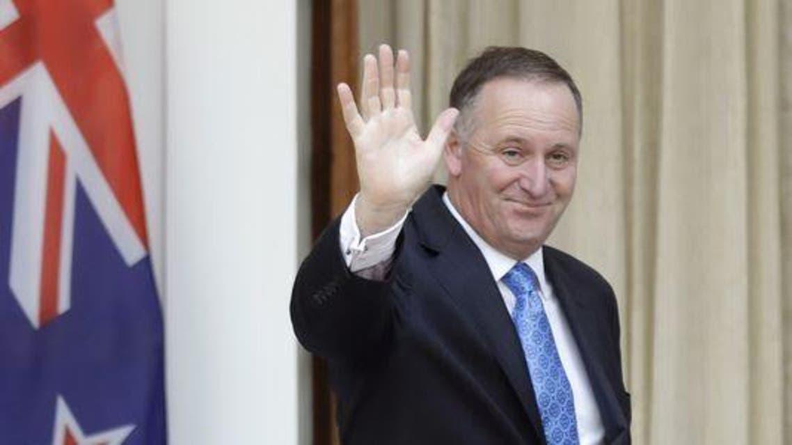 نخست وزیر نیوزلاند