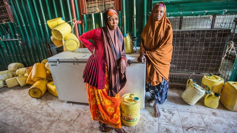 How liquid 'white gold' is helping Kenyan women fight the
