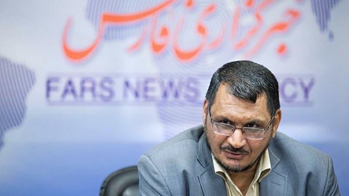 علي صابر هاماني قائد باسيج الطلبة
