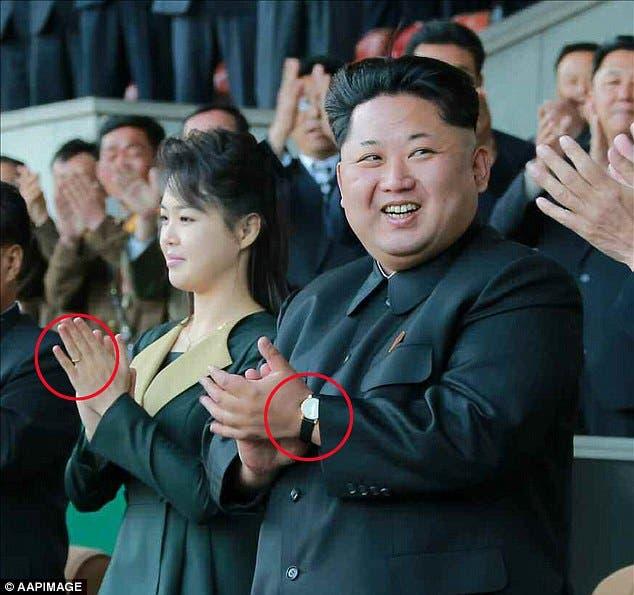 رهبر کره شمالی با خواهرش