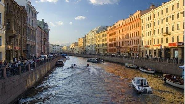 """نتيجة بحث الصور عن سان بطرسبرغ """"أفضل وجهة ثقافية"""""""