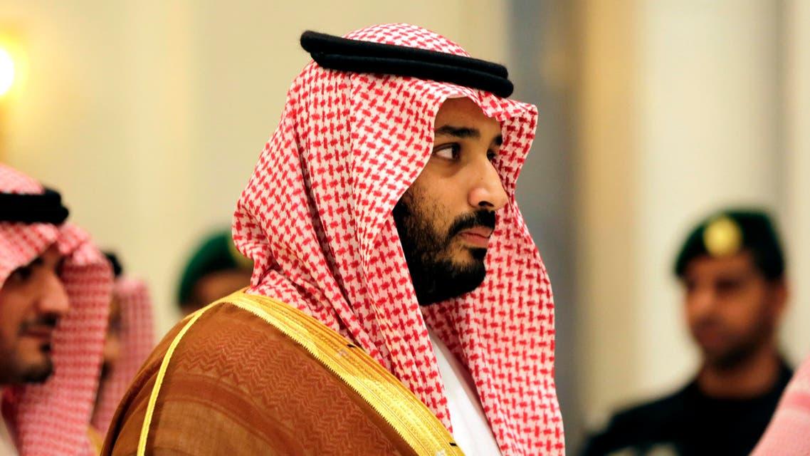 Deputy Crown Prince Mohammed bin Salman AP