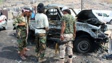 Suspected ISIS militants arrested in Yemen's Aden