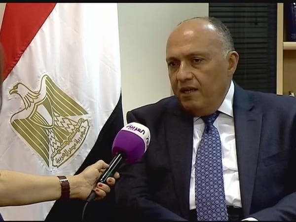 مصر: الدول الـ4 عازمة على تغيير سياسات قطر بشأن الإرهاب