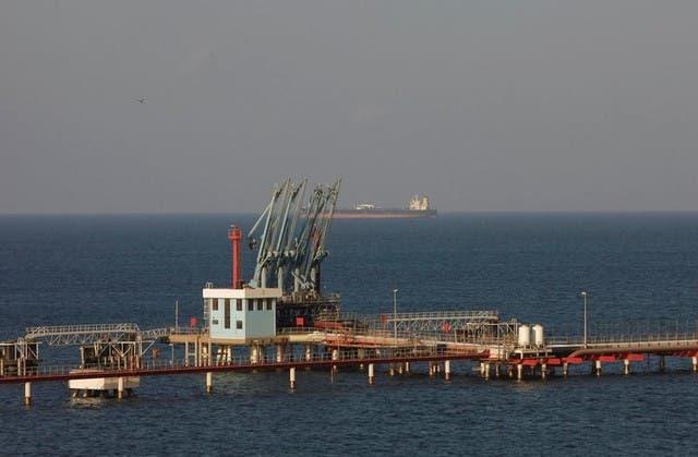 أحد موانئ تصدير النفط الليبي