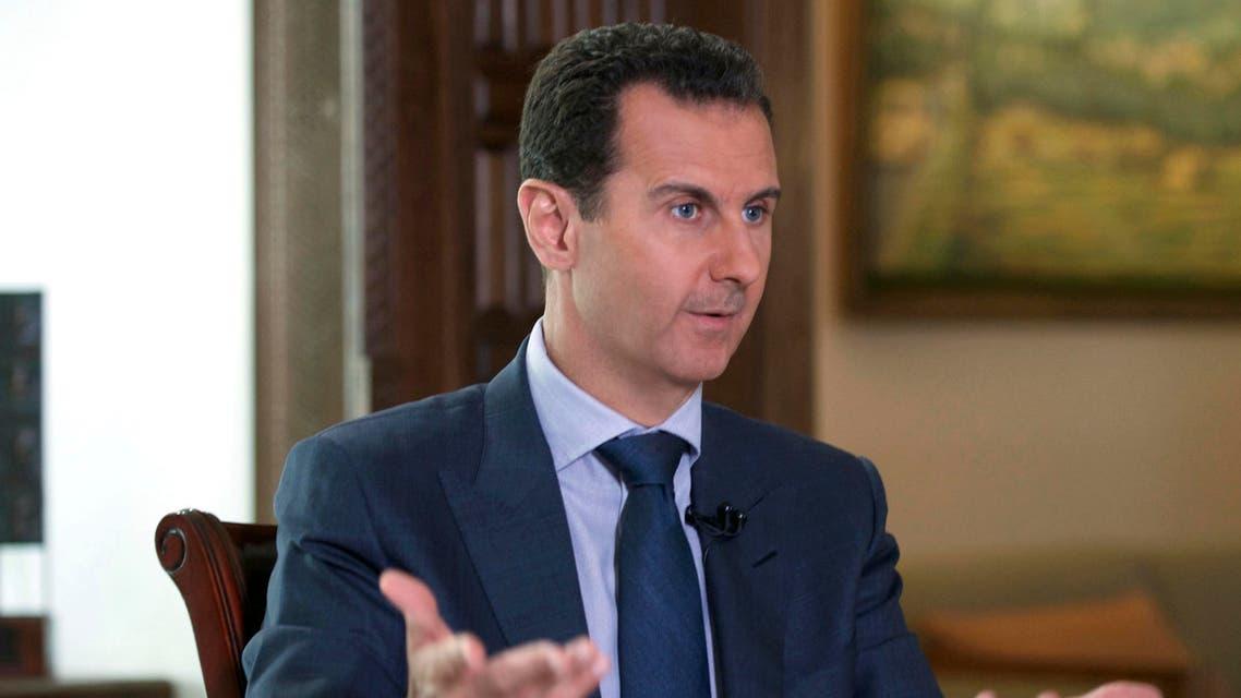 Assad said in an interview