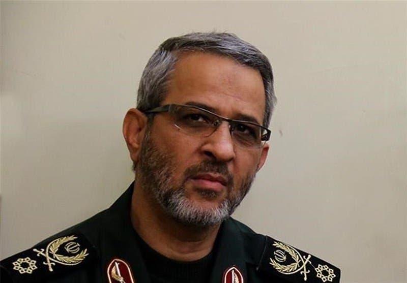 العميد غلام حسين غيب بور