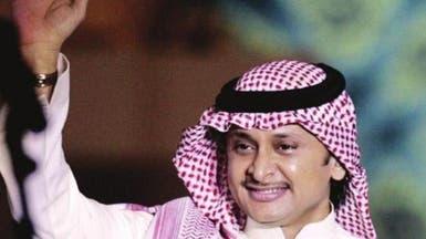 عبدالمجيد عبدالله يغني للاتحاد في عيده الـ90