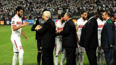 الزمالك يتحدى اتحاد القدم ويرفض لعب مباراة المقاصة