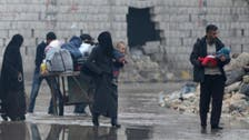 Nearly 150 patients evacuated from east Aleppo