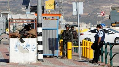مقتل فلسطيني بزعم محاولته طعن شرطي إسرائيلي قرب نابلس