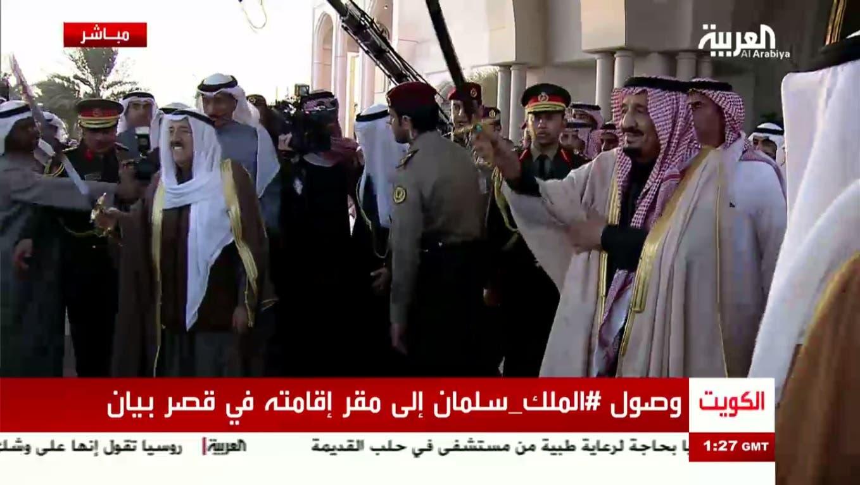 saudi king salman kuwait