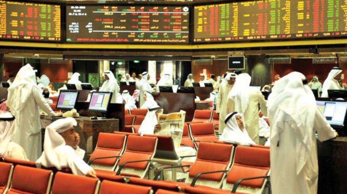 بورصة أسواق عربية
