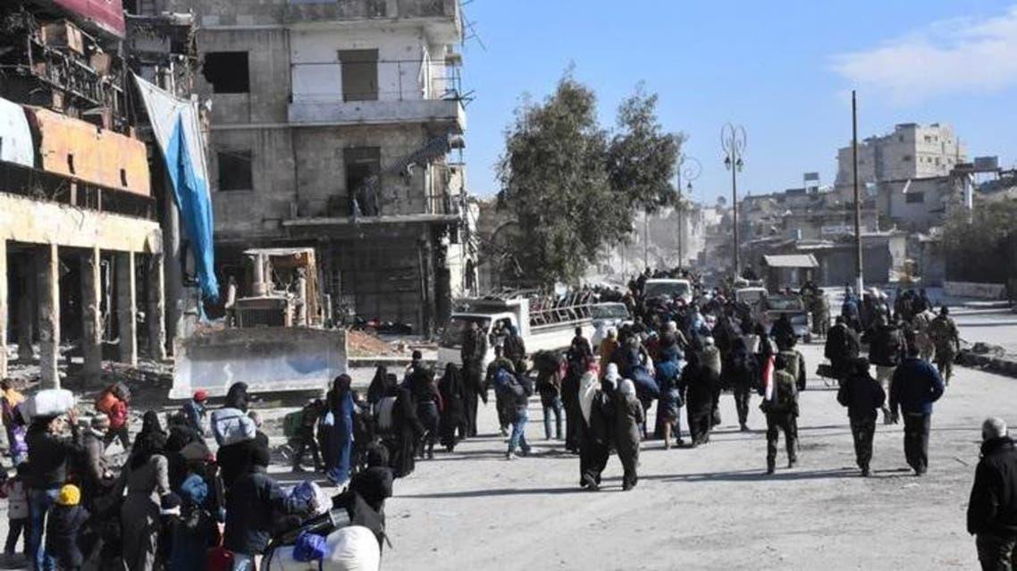 شرق حلب