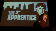 Back to reality TV: Trump retains 'apprentice'