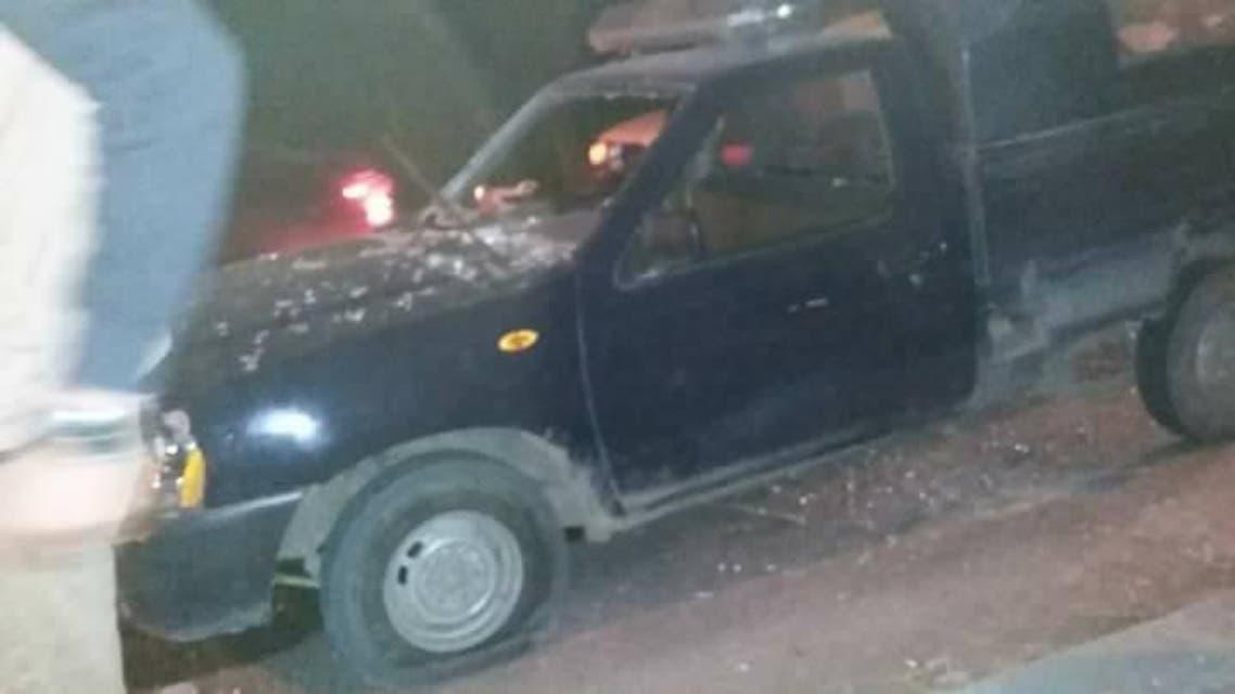 حادث تفجير كفر الشيخ