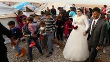 Wedding in Mosul displaced camp defies ISIS rule