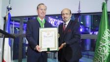 سفير فرنسي سابق في الرياض: فخور بوسام الملك عبد العزيز