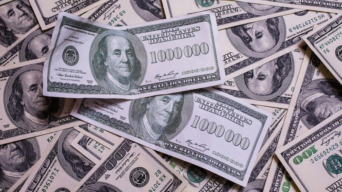 $1 million currency note shutterstock